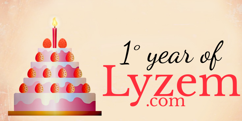 One Year Of Lyzem