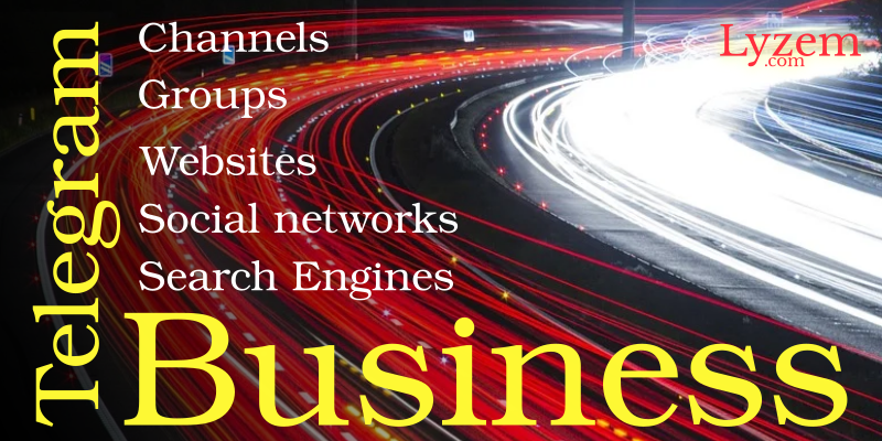 Channels, groups or websites for your own business?